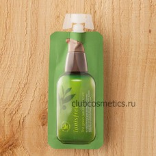 Сыворотка для лица с экстрактом масла семян зеленого чая / Innisfree The green tea seed serum 5ml
