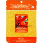 Тканевая маска для лица с экстрактом облепихи  / Mijin Vitamin Tree Essence Mask  23ml