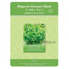 Тканевая маска для лица с экстрактом полыни  / Mijin Mugwort Essence Mask 23ml