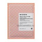 Маска для лица тканевая укрепляющая с экстрактом граната / Mizon Enjoy Vital-Up Time Firming Mask 25ml
