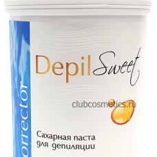 Корректор для плотности пасты для шугаринга / Depil Sweet Correktor Sugar Paste 800g